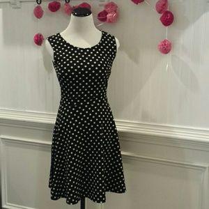 Gilli Women's Polka Dot Dress Size XS
